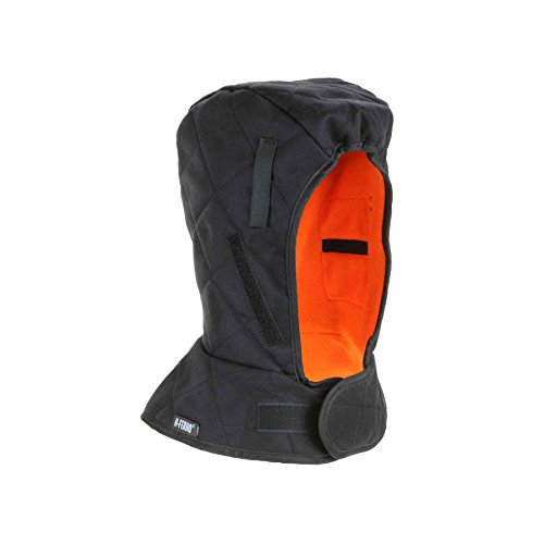 N-Ferno 6877 Hard Hat Winter Liner, Flame Resistant Outer Shell, Insulated, Shoulder Length