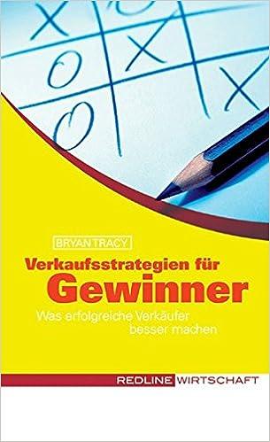 Verkaufsstrategien für Gewinner