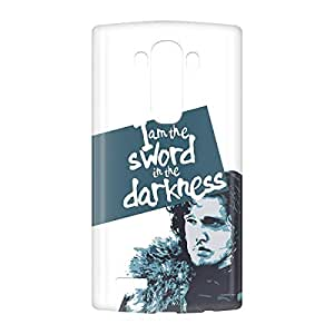 Loud Universe LG G4 I Am Sword in the Darkness Print 3D Wrap Around Case - Multi Color
