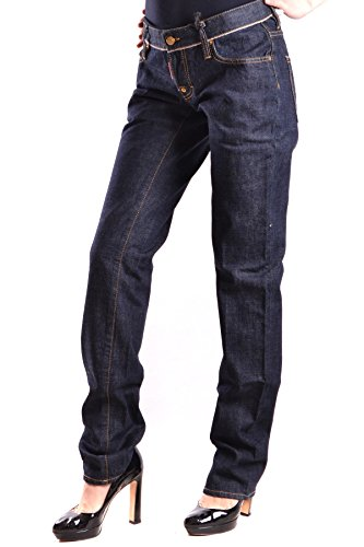Jeans Dsquared2 Femme Coton Bleu MCBI107042O TwXUqXR