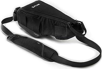 FLIR T911689ACC Pouch Case For use with E33, E40, E40bx, E50, E50bx, E60, E60bx, E63, E75, E85, E95, E4, E5, E6 and E8 Infrared Thermal Cameras; Includes Shoulder Strap