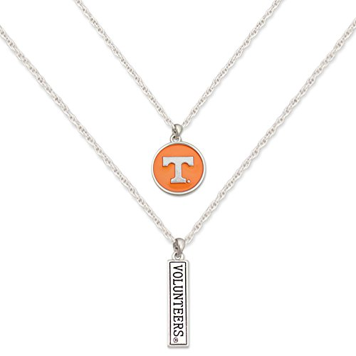 Double Nameplate Necklace - 4