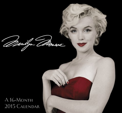 Marilyn Monroe Mini - Marilyn Monroe Mini Calendar (2015)