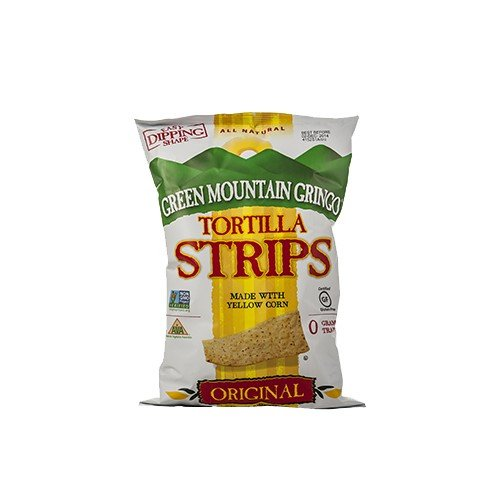 - Green Mountain Gringo Original Corn Tortilla Strips, 8 Oz