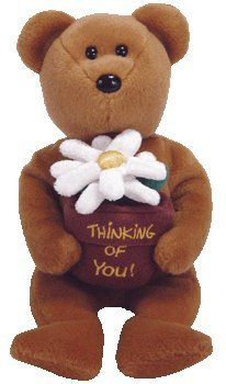 TY Beanie Baby - THINKING OF YOU! the Bear (Internet Exclusive)
