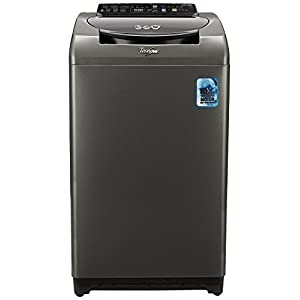 Whirlpool 7 kg Fully-Automatic Top Loading Washing Machine (360 Bloomwash Ultimate Care 7.0, Graphite)