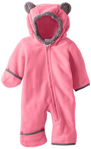 Columbia Baby Tiny Bear II Bunting, Camellia Rose, 12-18 Months