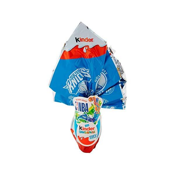 Kinder Gran Sorpresa Nba, Uovo di Pasqua - 200 g 2 spesavip
