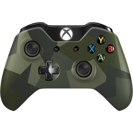 Xbox One Special Edition Armed Forces Wireless