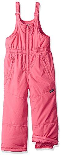 Osh Kosh Little Girls' Best Snow Bib Snowsuit, Sophie Pink, 5/6 by OshKosh B'Gosh