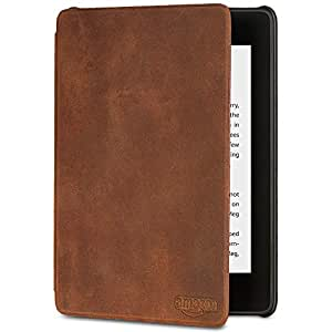Kindle Paperwhite Premium Leather Cover (10th Generation-2018) - Rustic