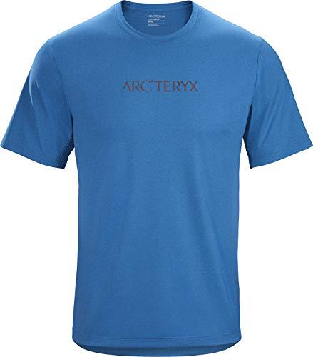 Arc'teryx Remige Word Shirt SS Men's | Summer Hiking Tee