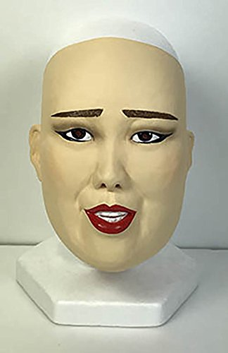 Ogawa studio Mask Half Face carrier woman Cosplay Costume Party