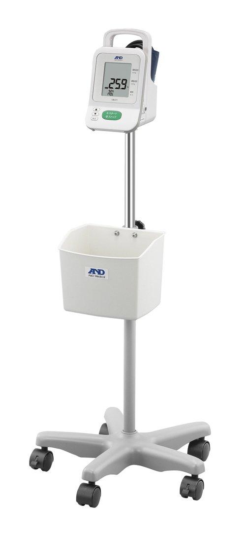 電子血圧計UM-211専用スタンド UM-ST002 UM211(24-5165-10)【エーアンドデイ】[1台単位] B07BD32D4N