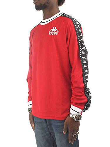 Shirt 3030CD0 Rouge Kappa Homme T qgPBWSwaaO