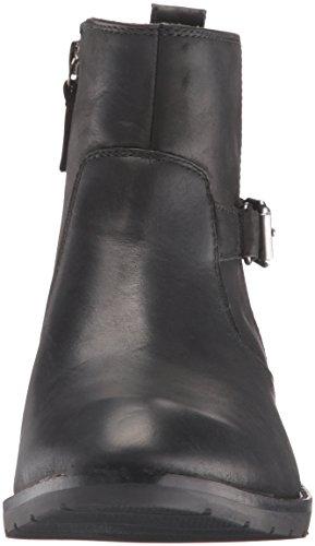 Women's Nashoba Low Boot Rain Leather Black Sebago Wp Waterproof ZwqdP56