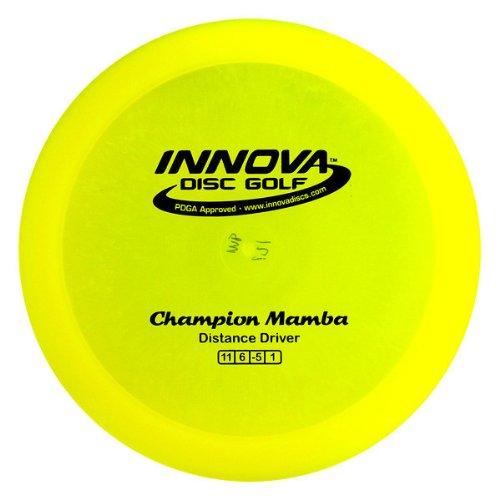 Innova - Champion Discs Mamba Golf Disc, 170-172gm (Colors may vary)