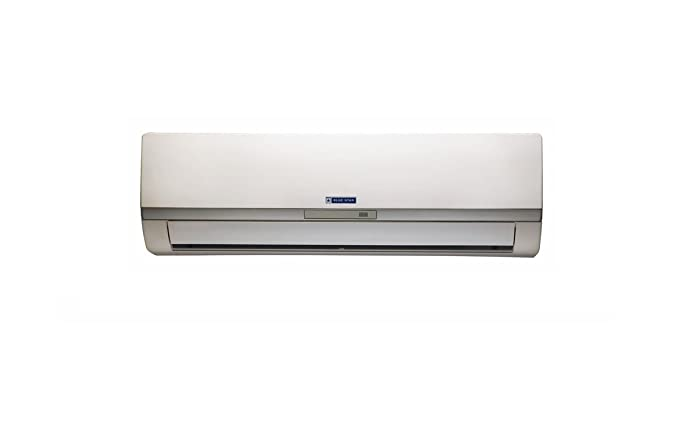 Bluestar 1 Ton 3 Star 3HW12VCTU(2018) Split Air Conditioner, Copper (White) 1t Capacity