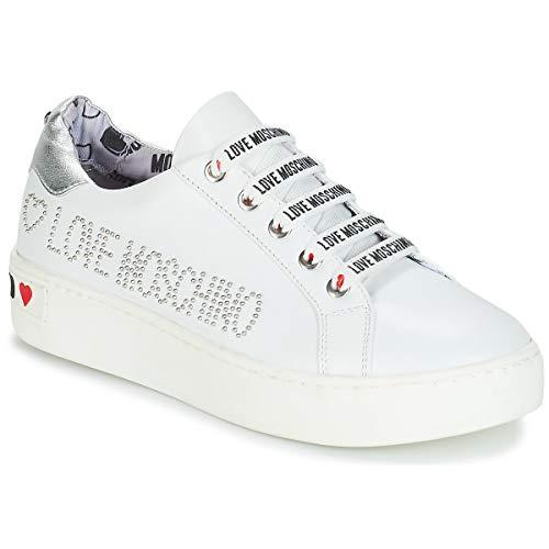 Ja15243g17ia0100 Moschino Love Love Sneaker Sneaker Moschino White Ja15243g17ia0100 White TqS1wnnp