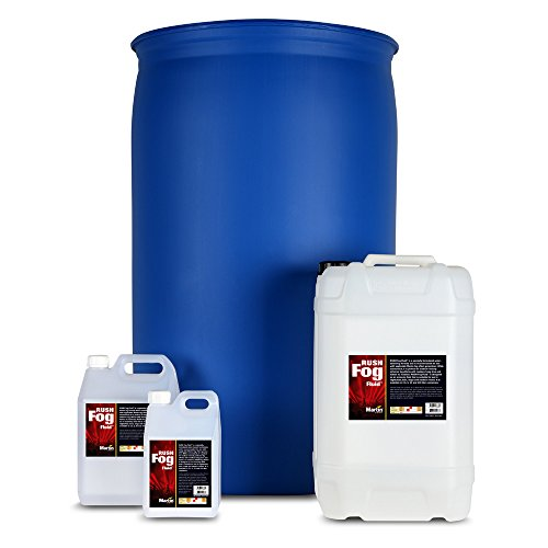 Martin RUSH Fog Fluid for Fog Effects Generators, 5L (case of 4) by Martin (Image #1)