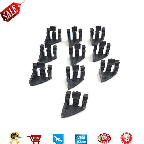 Printer Parts 20PC X CE538-40031 Scanner Cover Holder Solar Lock Document Feeder ADF for HP CM1415 CM1415FN M1536 P1566 P1606 CP1525 CP1525N