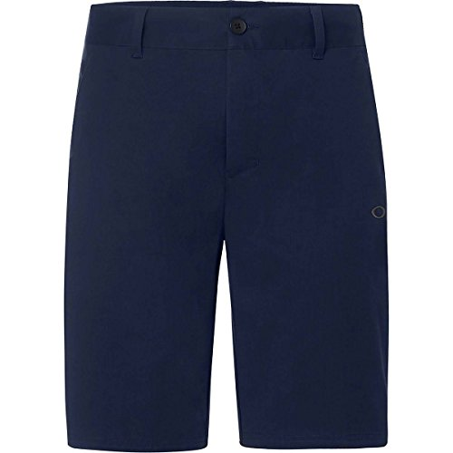 Oakley Men's Chino Icon Golf Shorts,33,Fathom (Oakley Fathom)