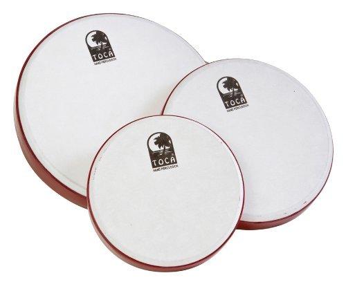 TOCA (トカ) Frame Drum 3-pack (8