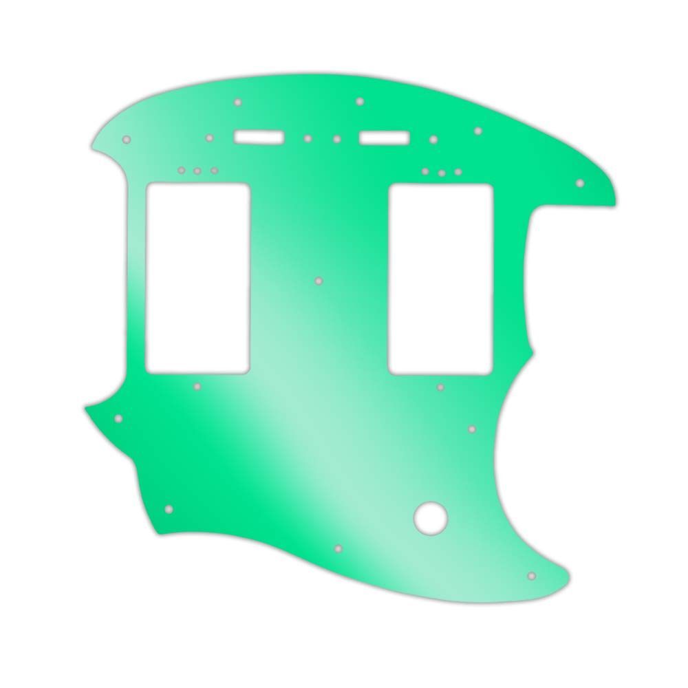 Amazon com: WD Custom Pickguard For Fender Pawn Shop Mustang