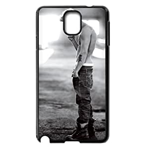 Samsung Galaxy Note 3 N9000 2D DIY Phone Back Case with Justin Bieber Image