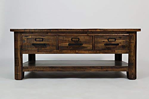 (Jofran: 1510-1, Cannon Valley, Rectangle Cocktail Table, 48