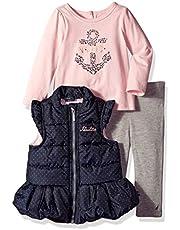 Nautica Sets (KHQ) (RJ7QG) Kids & Baby 3 Pieces Vest Set