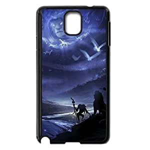Disney The Lion King Character Rafiki Samsung Galaxy Note 3 Cell Phone Case Black 218y-944314