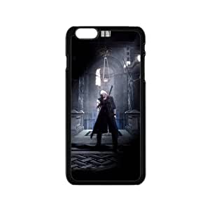 Iphone 6 Cases,Devil May Cry Protective Case With Aesthetic Print Hard Back Cover For Iphone 6(4.7Inch) on TOOT0 Case