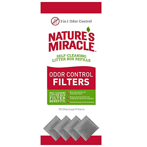 Nature's Miracle NMF200 Self-Cleaning