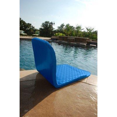 Amazon.com: Plegable Asiento de piscina por la recreación ...