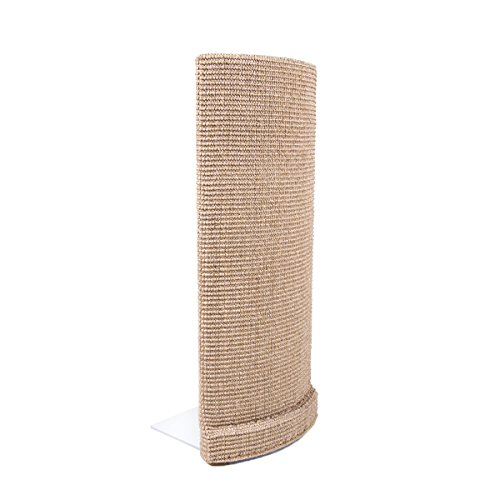 41UQHEkc5YL - 'Sofa-Scratcher' Cat Scratching Post & Couch-Corner / Furniture Protector