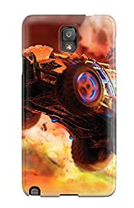 Hot Games First Grade Tpu Phone Case For Galaxy Note 3 Case Cover