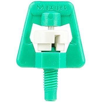 5 Pack Antelco Rotor Spray Mini Sprinkler on 10//32 Thread 43.5 GPH Flow Rate