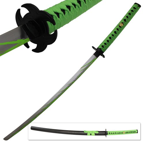 Biohazard Zombie Slayer Toxic Apocalypse Sword Michonne Walking