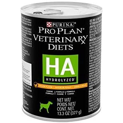 Purina HA Hydrolyzed Chicken Canine 13.3 oz Can (CASE 12)