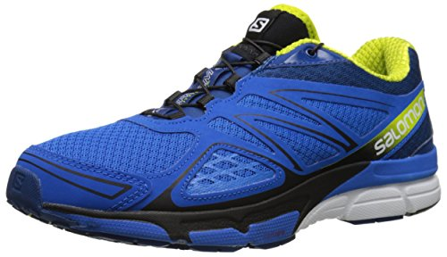 Salomon X-Scream 3D, Sneakers da Uomo Blu (Union Blue/Gentiane/Gecko Green)