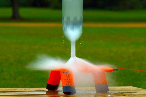 Aquapod Bottle Launcher Launch 2 Liter Bottles Up To 100