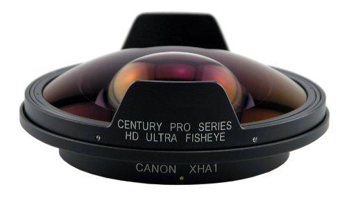 Century .3X HD Ultra Fisheye Adapter, Canon Bayonet Mount