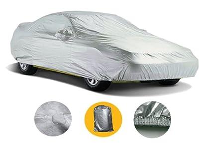 Car Cover Seden Outdoor Protect Indoor Water Sun Proof Universal XCS3S