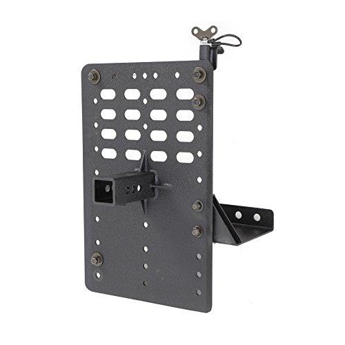 Smittybilt 2740 I-Rack Intelligent Rack Platform for Jeep Wranglers