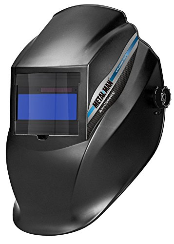 Auto Darkening Welding Helmet AB8100SC HOT PriceCool Helmet Features 9 to 13 Shade Control Solar Powered with Back Up Battery Power Great For MIG TIG Stick Welding Adjustable Shade Control