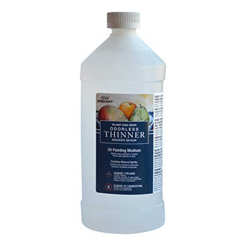odorless paint thinner - 4