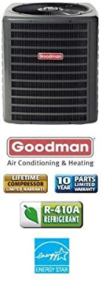 4 Ton 16 Seer Goodman Air Conditioner - SSX160481