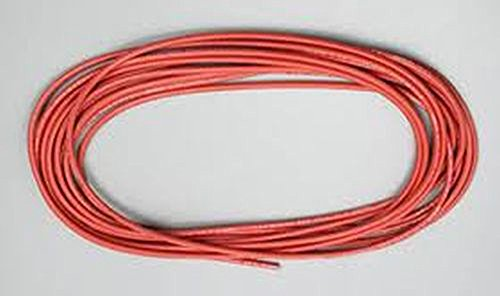 WS Deans 1420 12 Gauge Ultra Wire, 25', Red (Deans 12 Ultra Wire Gauge)