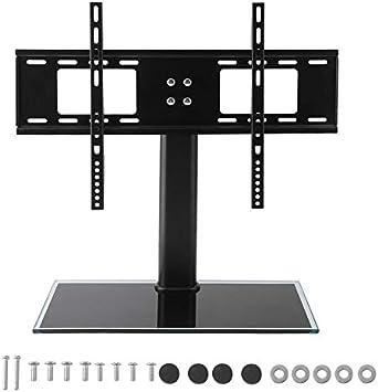 Soporte de Soporte de TV Ajustable en Altura Profesional Soporte Vesa Monitor de Escritorio Raiser Rack para TV LCD de Plasma LED de 37-55 Pulgadas: Amazon.es: Electrónica